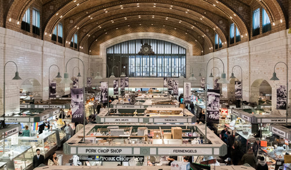 Artisan Food Hall plans are in place